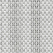 Tejidos Transparente EXTERNAL SCREEN CLASSIC Natté 4503 0207 Blanco Perla
