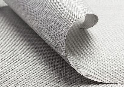 Tissu de protection solaire, Transparente screen-low-e Satiné 5500 Low E