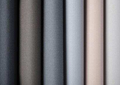 Tissu de protection solaire, Transparente screen-design M-Screen 8501