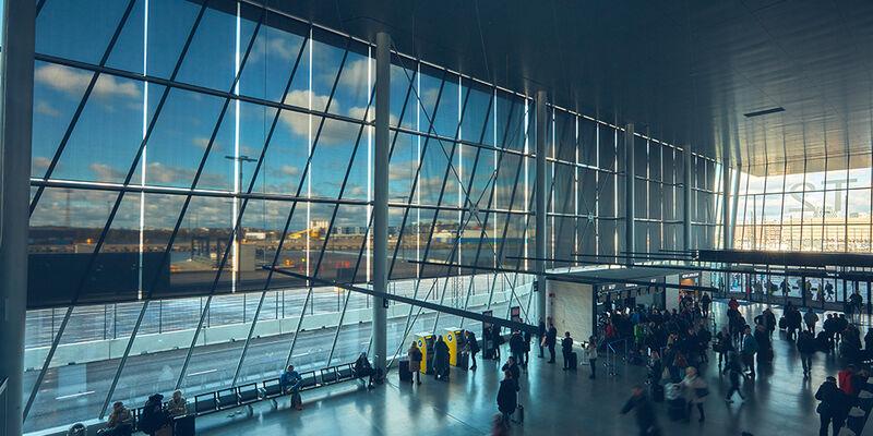Portuaria de Helsinki, Terminal 2