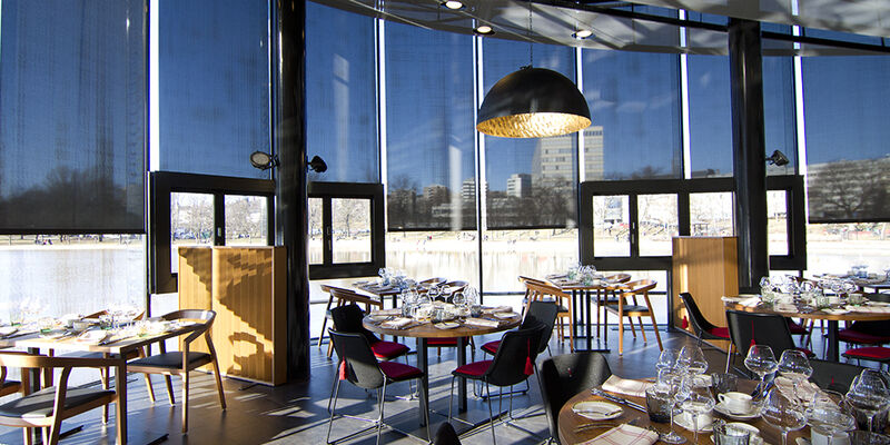 Ravintola Meripaviljonki Restaurante